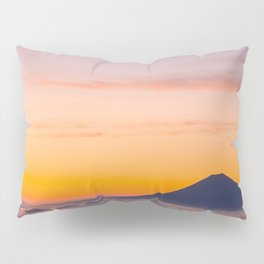 Mountain in the Clouds Pillow Sham