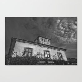 Old House II Canvas Print