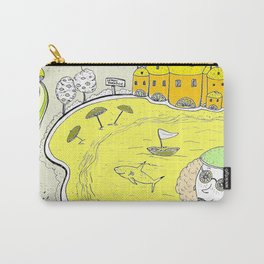 Lemon paradise Carry-All Pouch