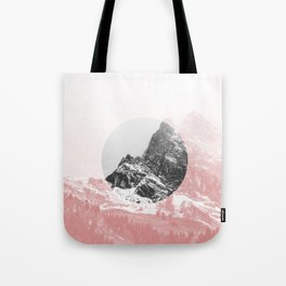 Mountain 01 Tote Bag