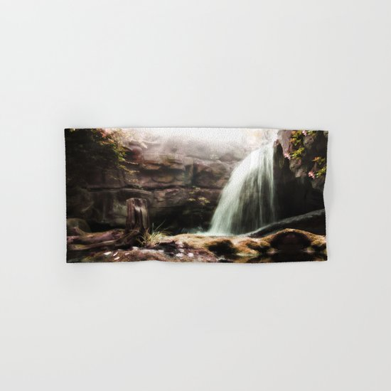 The Forgotten Cascades Hand & Bath Towel