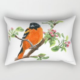 Orchard Prince by Teresa Thompson Rectangular Pillow