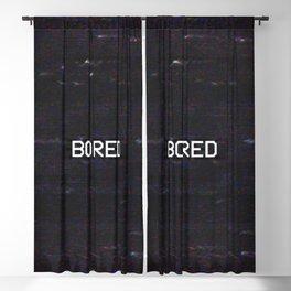 BORED Blackout Curtain