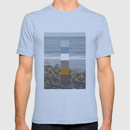 Beach Gradient T-shirt