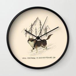 hobo Wall Clock