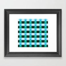 The Lazy Light Pattern Collection NO.12 Framed Art Print