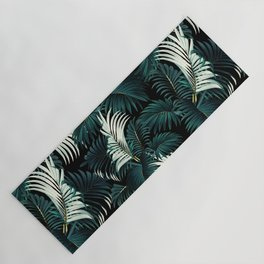 TROPICAL JUNGLE - Night Yoga Mat