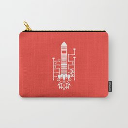 Egyptian rocket (True story) Carry-All Pouch