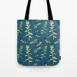 grasshopper Locust Tote Bag