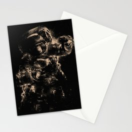 Lost in Space II Stationery Cards