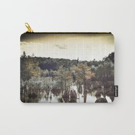 Dead Lakes Grunge Style Carry-All Pouch