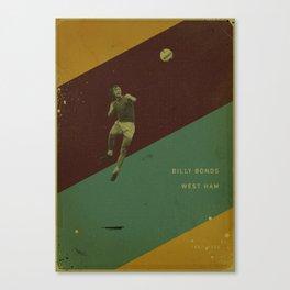 West Ham - Bonds Canvas Print