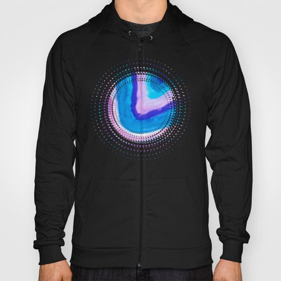 AGATE Inspired Watercolor Abstract 11 Hoody