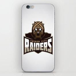 Tusken City Raiders iPhone Skin