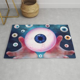 Watching You by GEN Z Rug