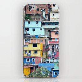 Venezuelan Tetris iPhone Skin