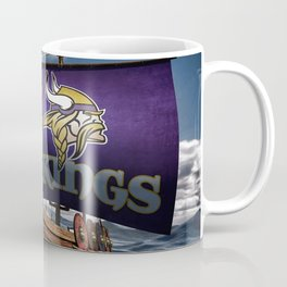 Viking Ship Coffee Mug