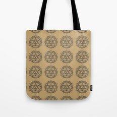 DODECA FRACTAL Tote Bag