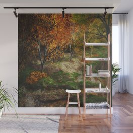 Fall Forest Wall Mural