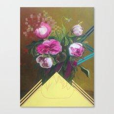 Flower Still Life #1 Canvas Print