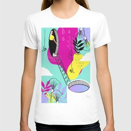 Daydreaming in ChromaCity T-shirt