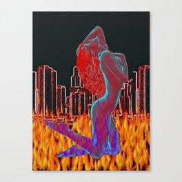 Save Our City Canvas Print