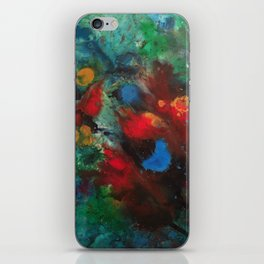 Cosmic Analysis No.1 iPhone Skin