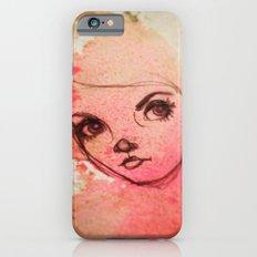 Watercolor Girl iPhone 6s Slim Case