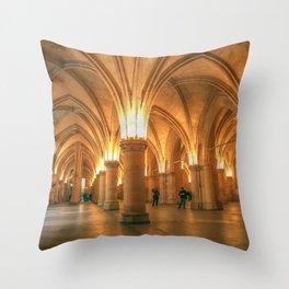 La Conciergerie Throw Pillow