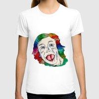 clown T-shirts featuring CLOWN by Masonjohnson