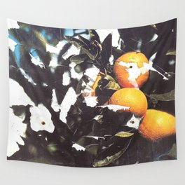 Just Oranges Wall Tapestry