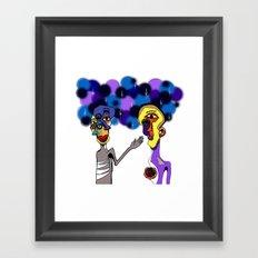 persuasion Framed Art Print
