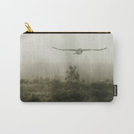 Foggy Morning Harrier Carry-All Pouch