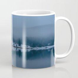 Reflections on a Lake - Landscape Photography Coffee Mug