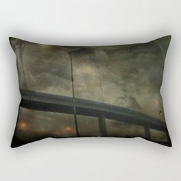 Betrayal Rectangular Pillow