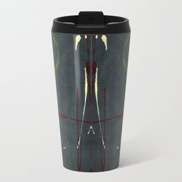 Overlooking Outer Space Travel Mug