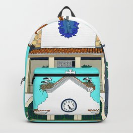 Storks on the Roof Backpack