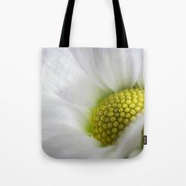 Makro_weiße_Blüten_1 Tote Bag