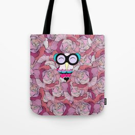 There are always flowers for those who want to see them Tote Bag