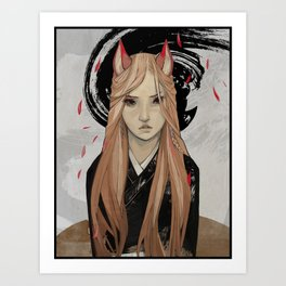 Shadow of Doubt Art Print