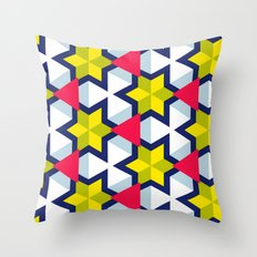 Krijgsman Pattern Throw Pillow