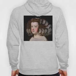 "Diego Velázquez ""María Teresa (1638-1683), Infanta of Spain"" Hoody"