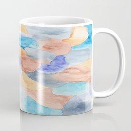 Seaglass Mosaic Coffee Mug