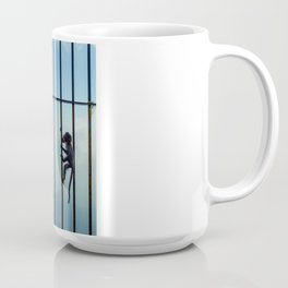 India - Monkey bars Coffee Mug