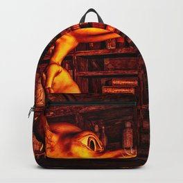Mouse In The Magic Attic Backpack