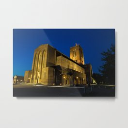 Guildford Cathedral Metal Print