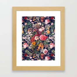 Magical Garden - III Framed Art Print