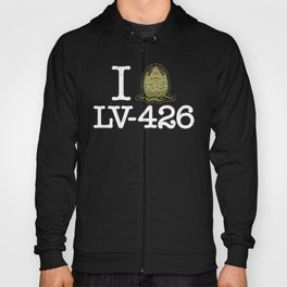 I Love LV-426 Hoody