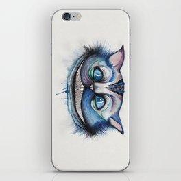 Cheshire Cat Grin - Alice in Wonderland iPhone Skin
