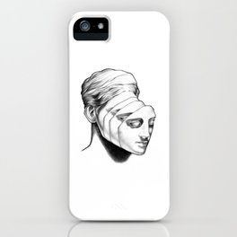 Multi character iPhone Case